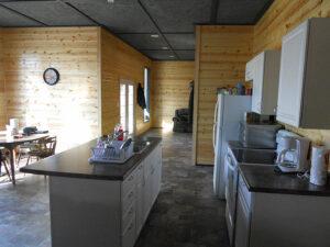 iowa hunting cabin